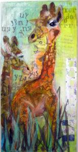 100x50 Girafsprog