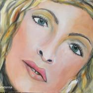 Sangerinden Madonna
