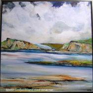 Limfjordsland med skrænter