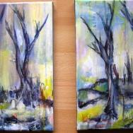 Nøgne træer