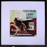 Bybillede I & II – Serigrafi