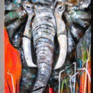 Elefant (og mus)